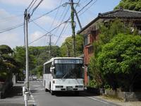 支所前(志布志) - リンデンバス ~バス停とその先に~