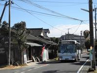 折小野入口 - リンデンバス ~バス停とその先に~