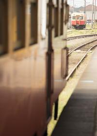 小湊鉄道〜初めての乗り鉄① - ほほえみ