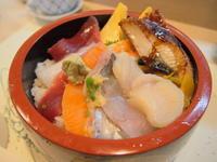 にぎり寿司とチラシ寿司のランチ:すし処 大谷(弘前市) - 津軽ジェンヌのcafe日記