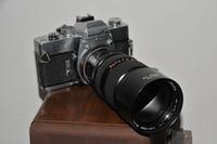 スーパーコムラー UNI オートズーム 75-150mm F4.5 くびれたレンズ - nakajima akira's photobook