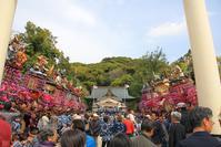 平成三十年度三熊野神社大祭(宵宮) - ぶん屋の抽斗