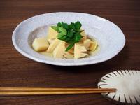 筍と鰹のたたき - sobu 2