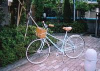 650cホイールを使って。 - 自転車で遊んでみよう