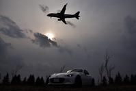 ロドスタと飛行機その2 - やぁやぁ。