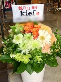 15th ANNIVERSARY - kief  代官山