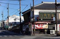 【Nagano snapshot】 小諸 風情町点描 - 写像的空間