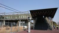 桜巡り3 行程、宝積寺駅 @栃木県 - 963-7837