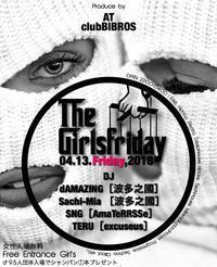 2018.04.13.FRI│- Girl's Friday - produce by @clubBIBROS - CENDRILLON+