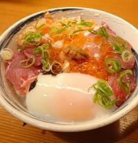1年3ヶ月ぶりの復活海鮮丼ランチ 秋やま - 今日はなに食べる? ☆大阪北新地ランチ