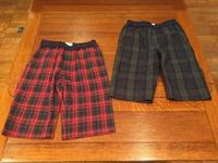 "ARCH&LINE""COOLMAX CHECK SHORTS""【AL811406】 - LOB SHOP"