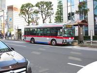 T1709 - 東急バスギャラリー 別館