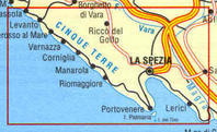 チンクエテッレへ自力の旅2:船でポルトヴェーネレへ - フィレンツェのガイド なぎさの便り
