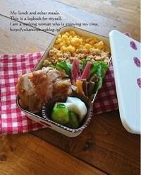 4.10鶏づくし弁当 - YUKA'sレシピ♪