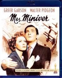 「ミニヴァー夫人」Mrs. Miniver  (1942) - なかざわひでゆき の毎日が映画三昧
