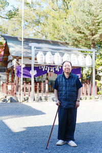 別小江神社 〜素敵な人・素敵な場所〜 - ママグラファーJUNKOの                                       おんぶ街道まっしぐら