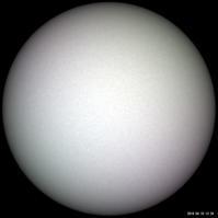 4月10日の太陽 - お手軽天体写真
