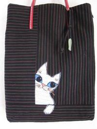 悪猫トート - 「にゃん」の針しごと