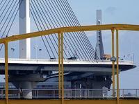 かつしかハープ橋 - 四十八茶百鼠