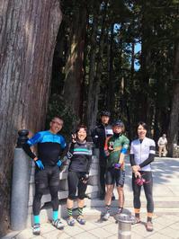 スタッフ高野山&護摩壇山練☆ - きりのロードバイク日記