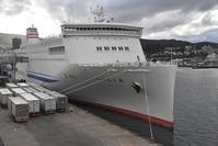 新日本海フェリー「らべんだあ」乗船記その2 - 船が好きなんです.com
