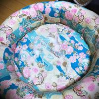 猫ベッドの修理。 - にゃんず日記
