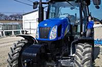 『 New Holland T6020 Plus tractor 笠松競馬場 』 - いなせなロコモーション♪