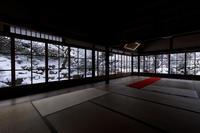 雪の京都2018実光院の雪景色 - 花景色-K.W.C. PhotoBlog