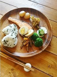 常備菜の休日ランチ&朝にはちょっと向かないのですが。。。 - YUKA'sレシピ♪