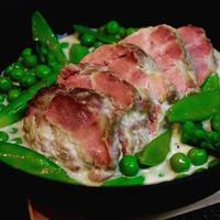 豚ロース肉のミルク煮と和風セビーチェ - キムチ屋修行の道