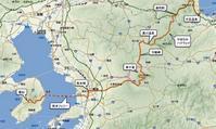GL1200サイドカー 10 九州の旅 その2黒川温泉阿蘇熊本城雲仙小地獄温泉 - 小生の備忘録