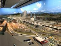 名古屋のリニア・鉄道館③〜ちょっと面白い鉄道ジオラマ編〜 - 子どもと暮らしと鉄道と