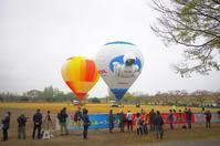 渡良瀬熱気球グランプリレース2018(2)・・・アラカルト - 『私のデジタル写真眼』