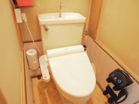 水廻りの洋風トイレもリフォ-ムしたい・・・! - 一場の写真 / 足立区リフォーム館・頑張る会社ブログ