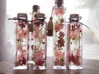 女子に人気!ピンクのハーバリウム - ルーシュの花仕事