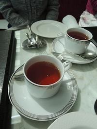 ホテルアフタヌーンティーを楽しみました - BEETON's Teapotのお茶会