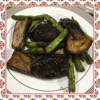 茄子といんげんのバルサミコ酢炒め - kajuの■今日のお料理・簡単レシピ■