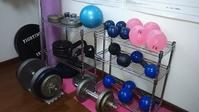 健康筋力トレーニング始めました! - ウンノ整体と静岡の夜