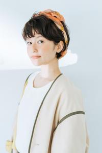 スカーフのアレンジ - COTTON STYLE CAFE 浦和の美容室コットンブログ