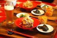 節約豆腐の肉巻き! - ワタシの呑日記