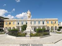 ザキントス島のソロモス広場 - 日刊ギリシャ檸檬の森 古代都市を行くタイムトラベラー