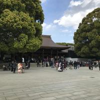 明治神宮(代々木)へ - 歌舞伎と神社メモ