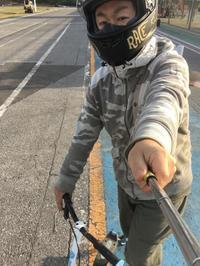 【舗装27日目】独りこけら落とし - 新東京フォトブログ