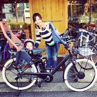 ビッケ!ステップ!☆bikke GRI ステップクルーズe特集☆『バイシクルファミリー』グリ モブ Yepp bobikeone GRI MOB EZ BP02 電動自転車 おしゃれ自転車 - サイクルショップ『リピト・イシュタール』 スタッフのあれこれそれ