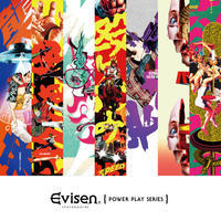 EVISEN SKATEBOARDS POWER PLAY SERIES - Growth skateboard elements