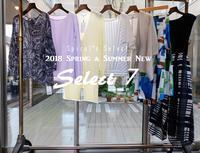 """2018 Spring & Summer New~Today's Select7...4/13sat"" - SHOP ◆ The Spiralという館~カフェとインポート雑貨のある次世代型セレクトショップ~"