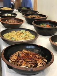 韓国田舎ごはんの旅テンジャン作りの後は美味しいご飯 - 今日も食べようキムチっ子クラブ(料理研究家 結城奈佳の韓国料理教室)