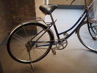 通勤で使ってみて - 学童野球と畑とたまに自転車