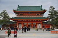 春の京都散歩(平安神宮~石清水八幡宮) - マルオのphoto散歩