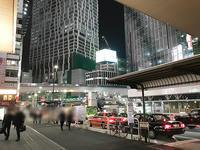 めいじどおり@渋谷のむっちゃんを追いかけて足をくじいた早朝。Get it right the first time byビリー・ジョエル♬ - Isao Watanabeの'Spice of Life'.